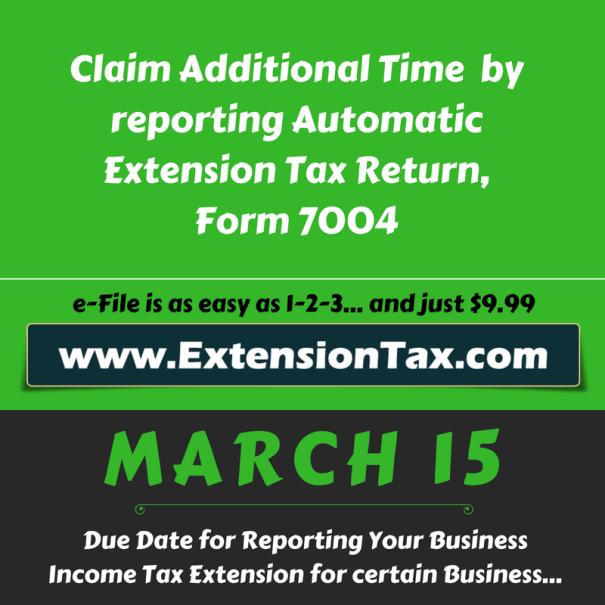 irs corporate tax filing deadline 2018